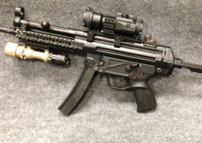 Wright Armory - HK MP5 Build