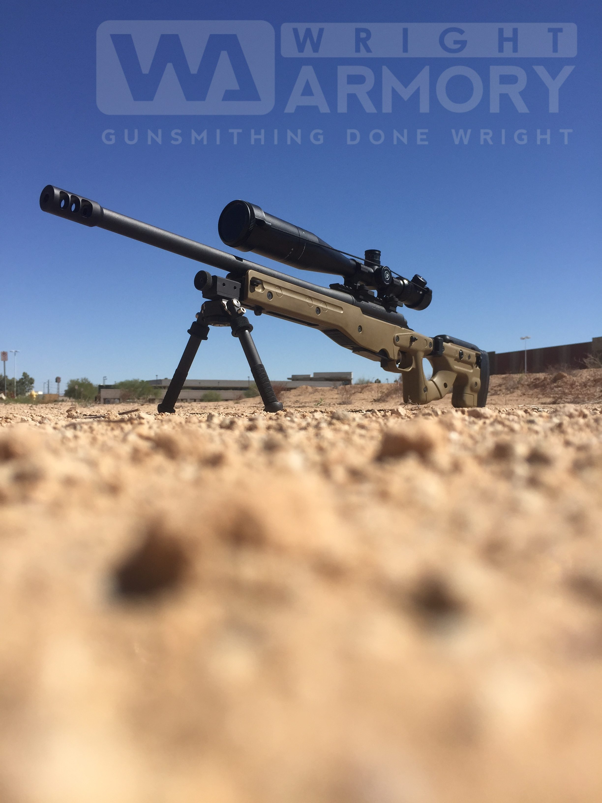 Rifle | Wright Armory
