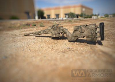 Wright Armory - Mosin Nagant Build and Cerakote Camo