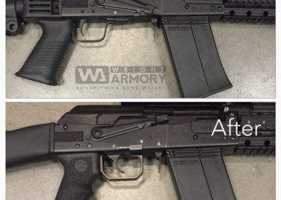 Wright Armory - Saiga Conversion