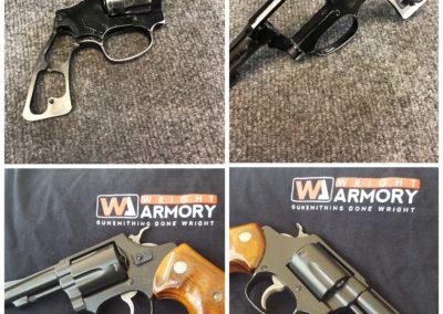 Wright Armory - S&W Revolver Restoration