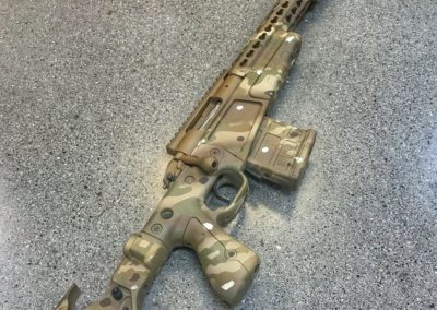 Wright Armory - Cerakote Multicam
