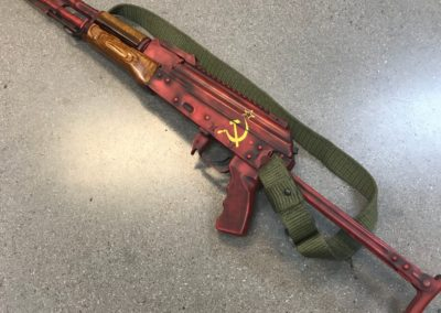 Wright Armory - Cerakote USSR Theme Build