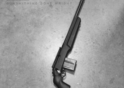 Wright Armory - 300 winmag Custom Rifle