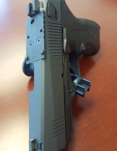 Wright Armory - Beretta PX4 RMR Cut
