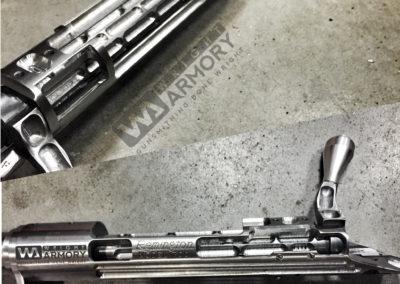 Wright Armory - Ultra Light Weight Remington 700 .35 Whelen AI