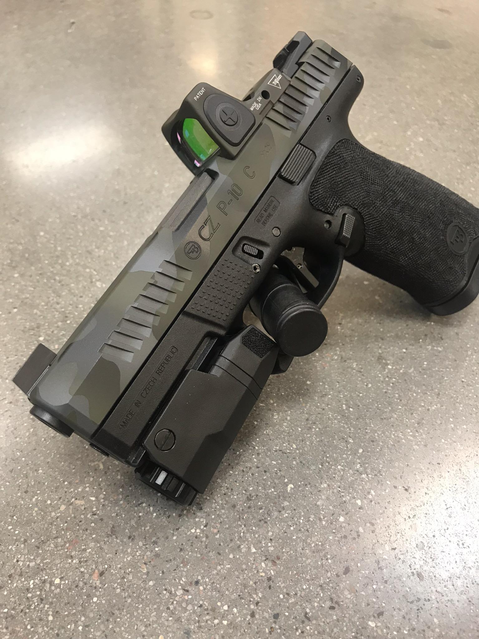 Pistol | Wright Armory