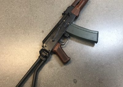 Wright Armory - AK 74 Build From Parts Kit