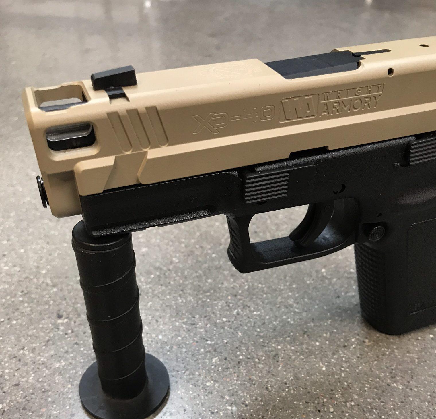 Pistol   Wright Armory