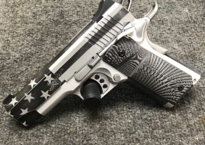 Wright Armory - Cerakote Stars and Stripes