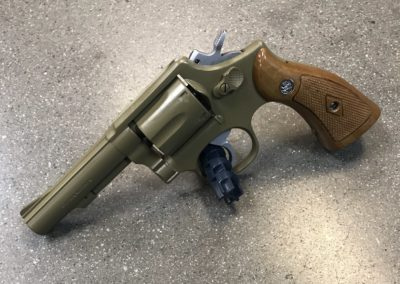 Wright Armory - Cerakote Smith Revolver