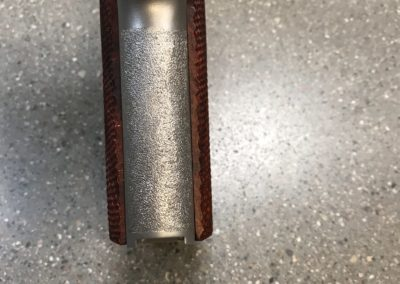 Wright Armory - 1911 Front Strap Stippling