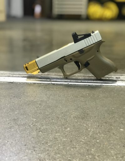 Wright Armory - Glock G43 Milled For RMSc Shield