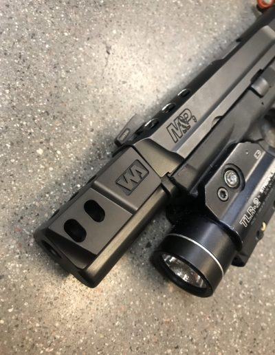 Wright Armory - MP9 Custom Pistol Comp