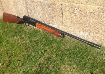 Wright Armory - Browning A5 Restoration